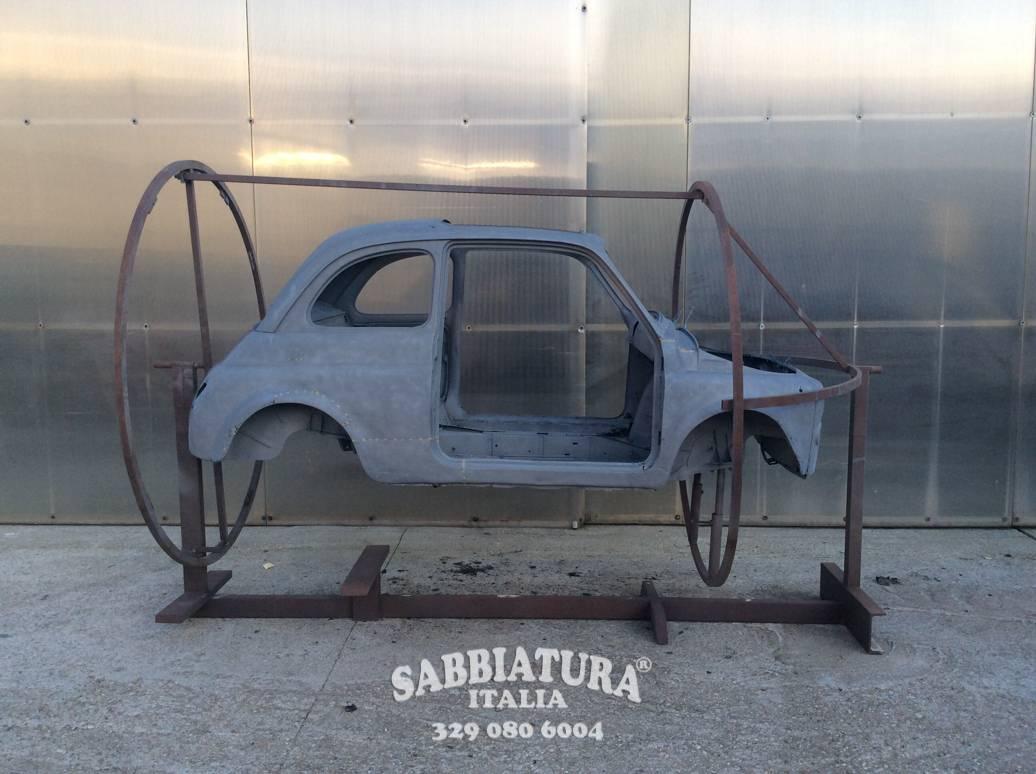 Sabbiatura Auto Roma Sabbiatura Italia