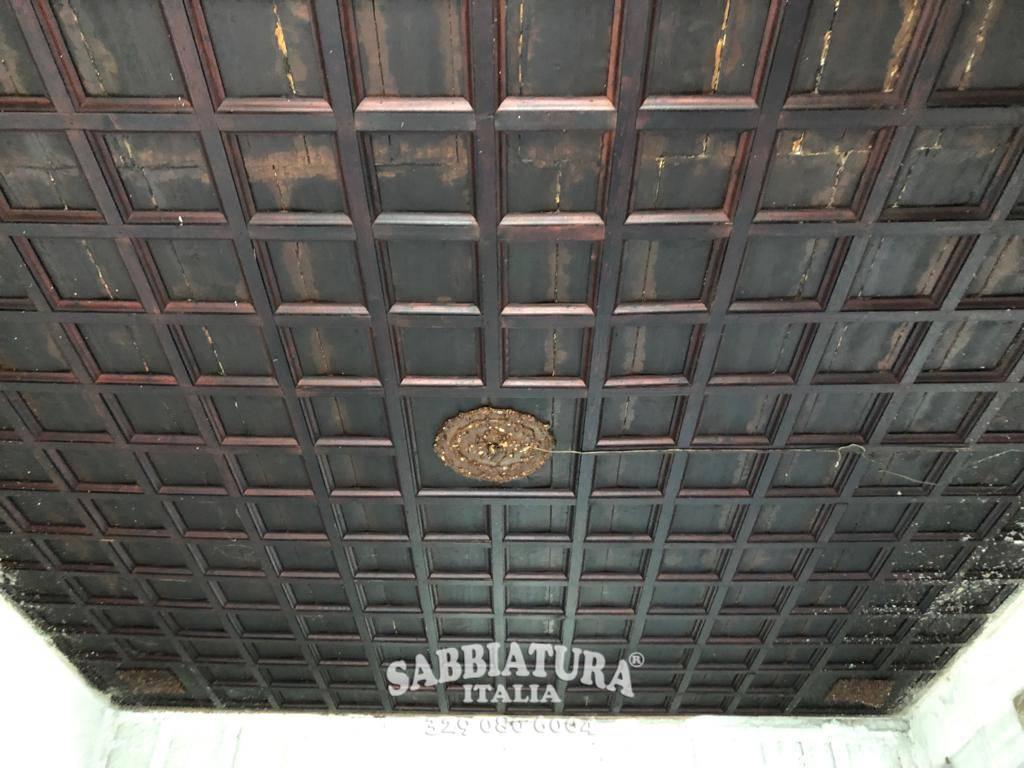 Sabbiatura Soffitti Roma Sabbiatura Italia